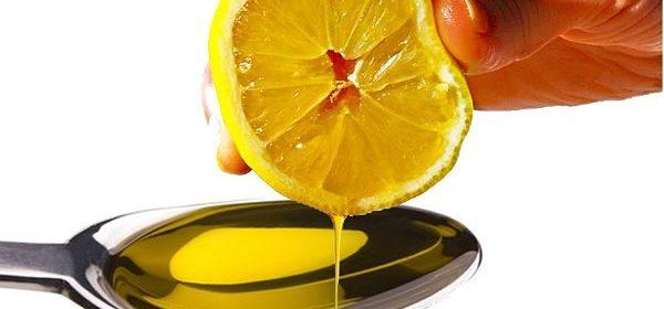 beneficios de tomar limón y aceite de oliva en ayunas