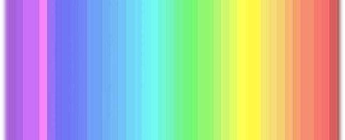 Pon a prueba tus ojos ¿Cuántos colores ves?