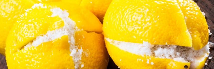 limón para alejar malas energías
