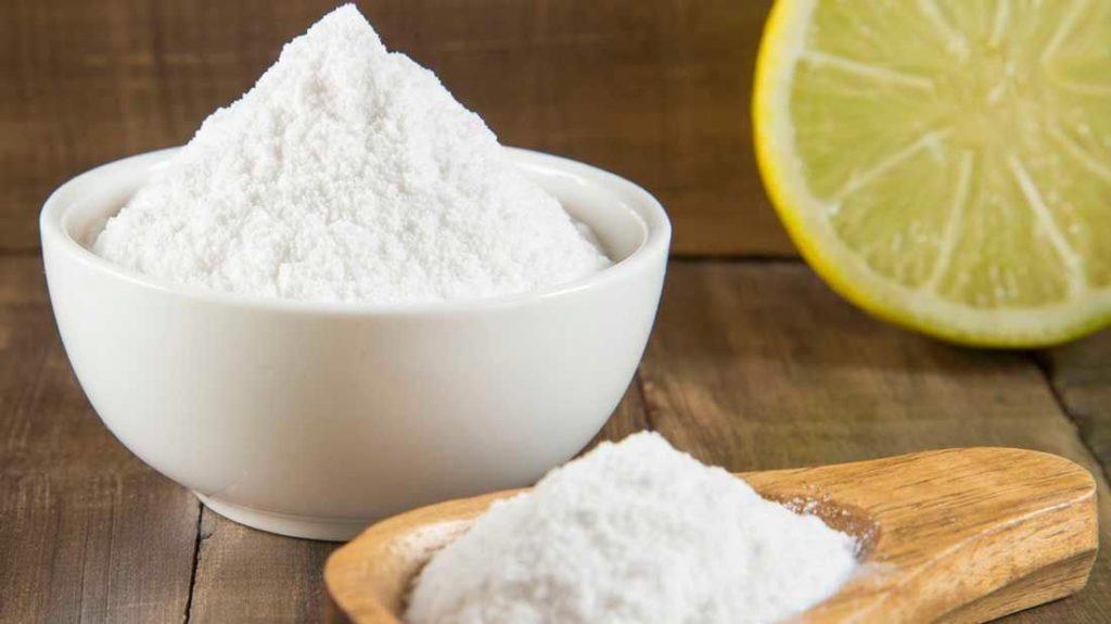 bicarbonato para las manchas y arrugas