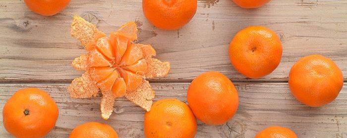 Beneficios de la cáscara de mandarina para la salud