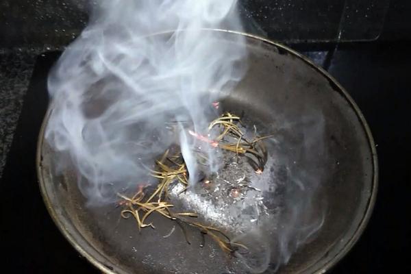Beneficios de quemar la hoja de romero en casa